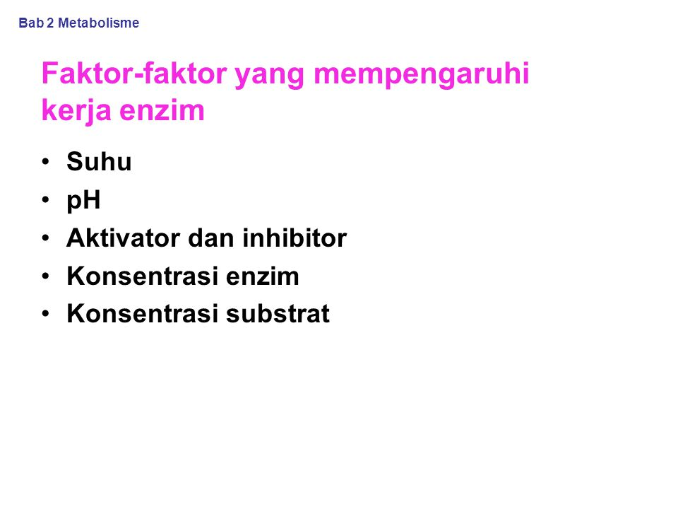 Cara kerja enzim Substrat + Enzim  Kompleks enzim-substrat  Enzim + Produk Kerja enzim menurut teori gembok dan kunci. Kerja enzim menurut teori kec