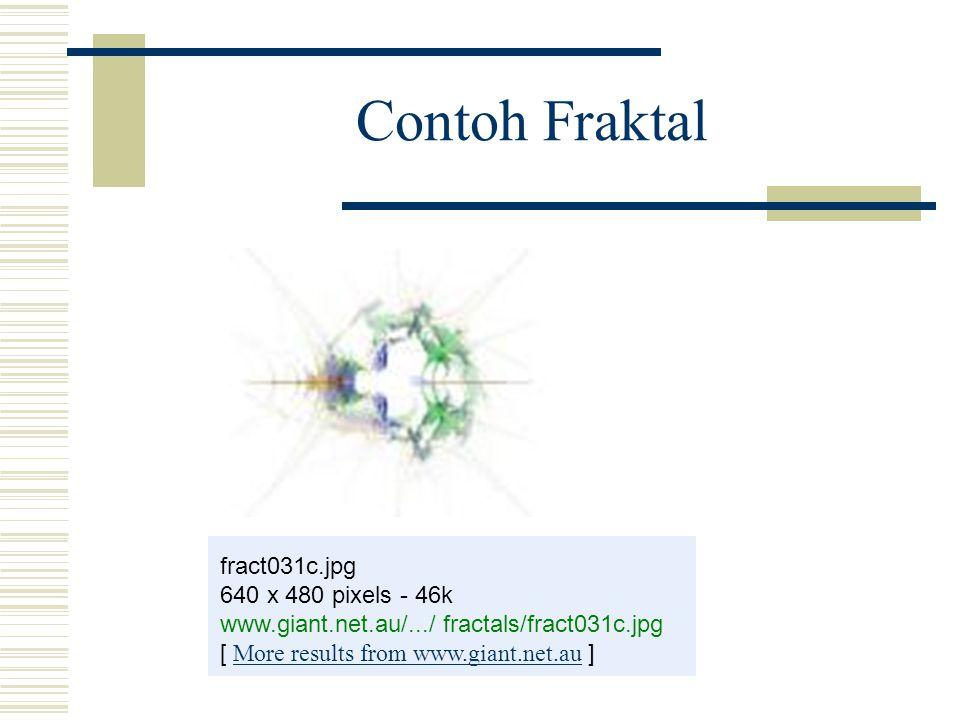 Contoh Fraktal cloud.jpg 249 x 249 pixels - 13k davis.wpi.edu/~matt/ courses/fractals/clouds.html
