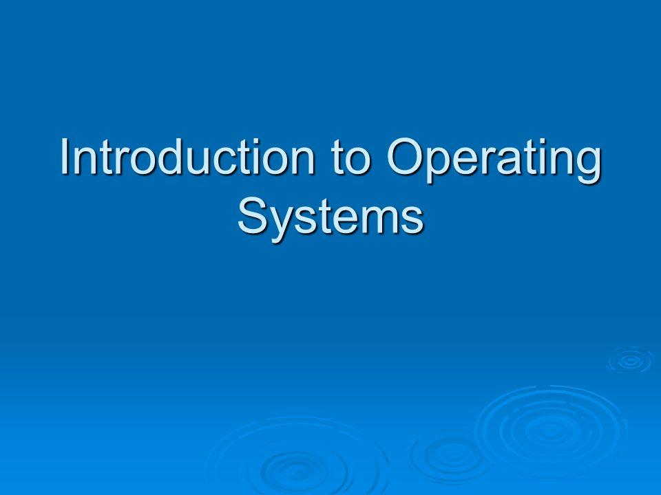 Pengertian Sistem Operasi Sistem Operasi merupakan program utama (Sekumpulan program kontrol atau alat pengendali) yang secara terpadu bertindak sebagai penghubung Software Aplikasi yang digunakan oleh user dengan hardware komputer.