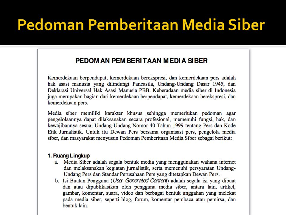 Journalism Important Information Social Media