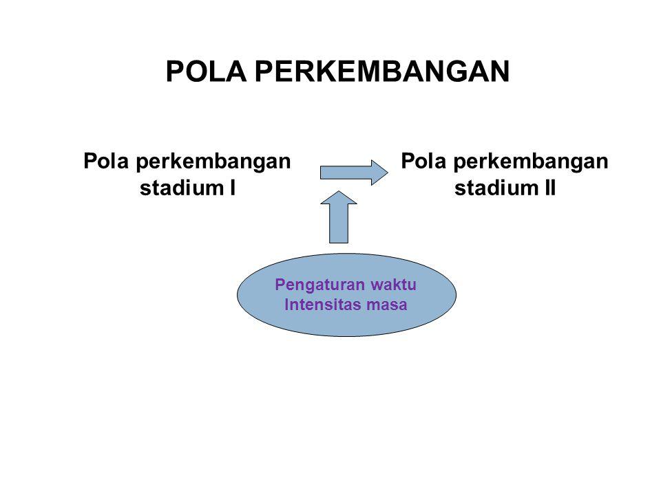1.Perkembangan sebelum lahir/menetas 2.Urutan peristiwa morfogenetik awal 3.Mekanisme pengaturan → organisasi dari kompleks sampai tingkat molekular PERKEMBANGAN