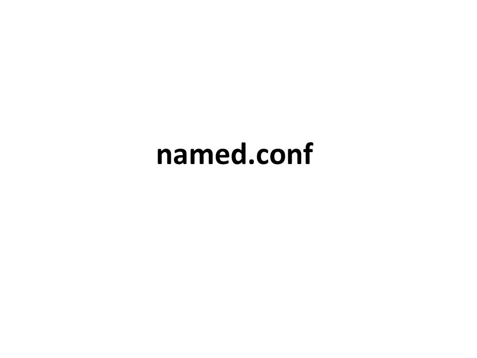 named.conf