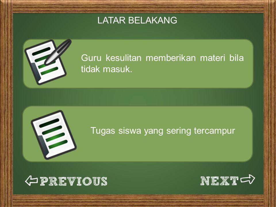 Aplikasi e-learning ini mudah untuk digunakan oleh admin, siswa guru dan kepala sekolah.