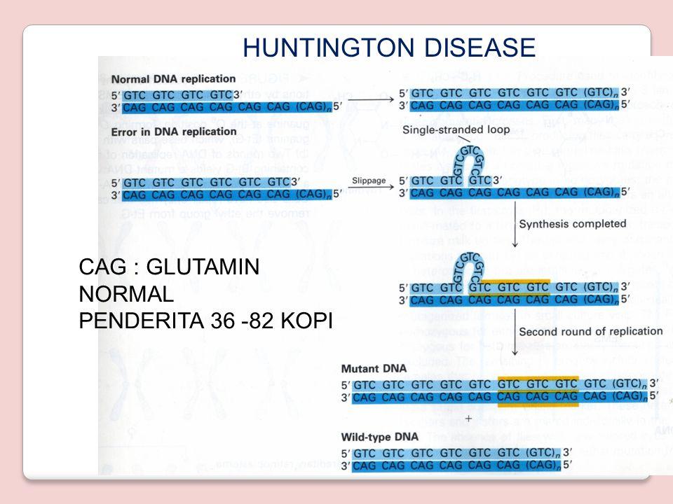 Xeroderma Pigmentosum (XP) Autosomal resesive Mutasi pada beberapa gene yang terlibat dalam repair – pemotongan dimer pirimidin Peka terhadap sinar UV –kanker kulit CC 4.7