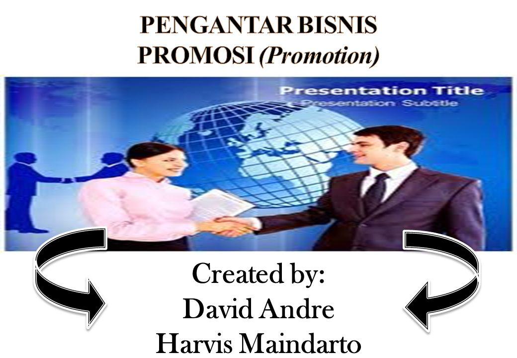 10 Segala bentuk penyajian non- personal dan promosi ide,barang,atau jasa oleh suatu sposor tertentu yang memerlukan pembayaran.
