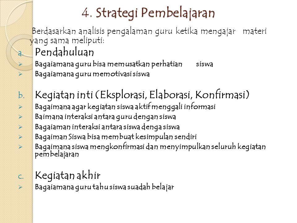 3.Teaching Material a. Minds-on (Keterampilan berfikir tingkat tinggi) b.