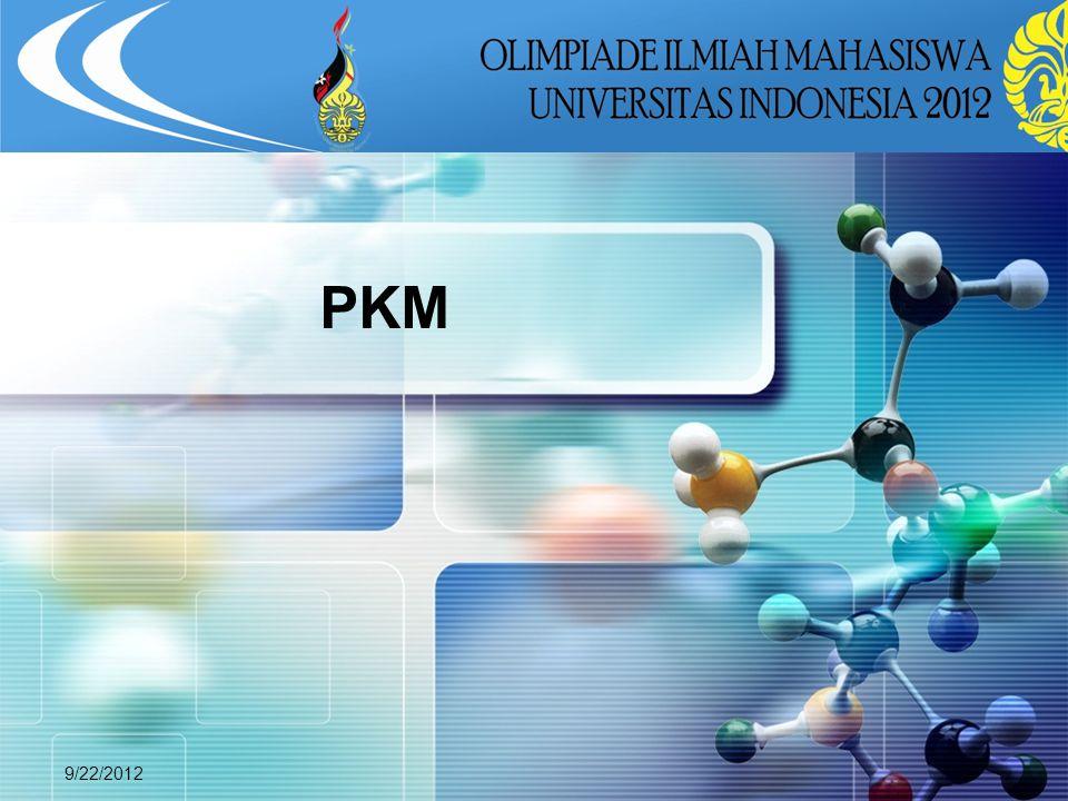 LOGO 9/22/2012 PKM