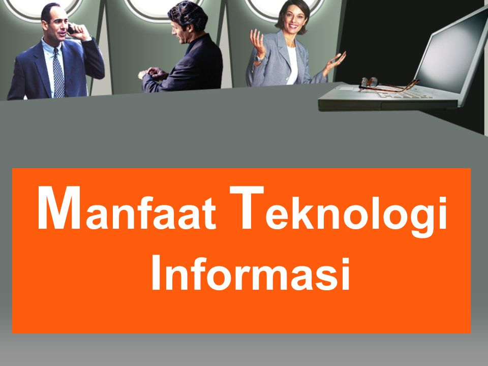 P erpaduan kedua teknologi tersebut berkembang pesat melampaui bidang teknologi lainnya.