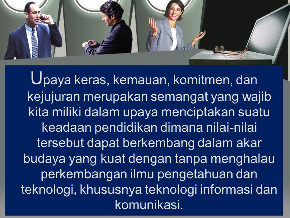 Visi Peradaban Teknologi