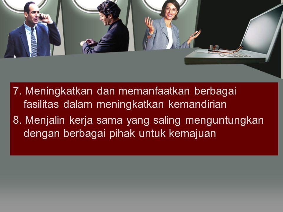 4. Memberikan pelayan secara teknis maupun non teknis yang berhubungan dengan teknologi informasi dan komunikasi 5. Mengadakan penelitian, pendidikan