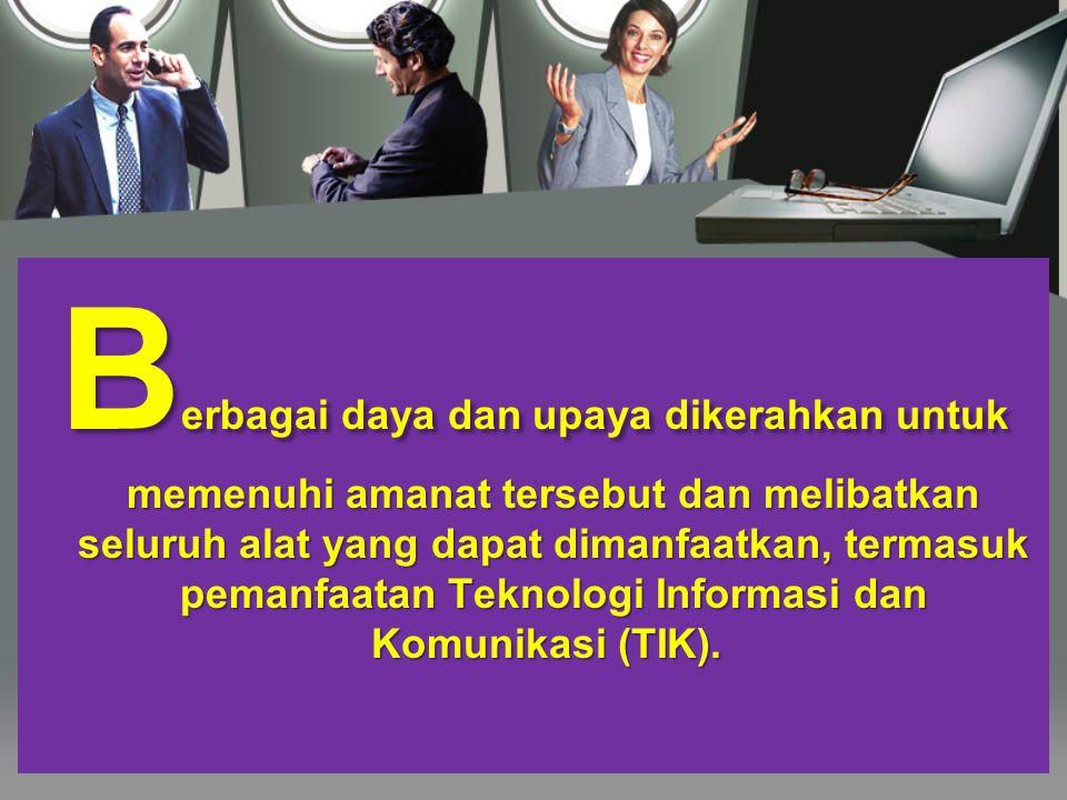 B angsa Indonesia adalah bangsa yang besar, baik dari segi jumlah penduduk, luas wilayah, kekayaan alam dan sumber daya yang dimiliki.