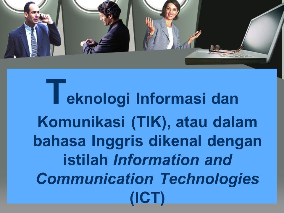 Berbagai daya dan upaya dikerahkan untuk memenuhi amanat tersebut dan melibatkan seluruh alat yang dapat dimanfaatkan, termasuk pemanfaatan Teknologi Informasi dan Komunikasi (TIK).