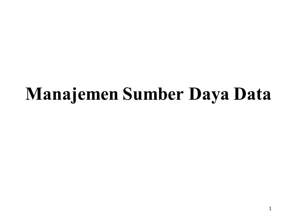 12 Pemrosesan File Era sebelum database (tradisional) –Penumpukan data –Data belum terintegrasi –Ketergantungan data Era database –Pengorganisasian file / database sudah terintegrasi dan tidak ada saling ketergantungan antara satu dengan lainnya