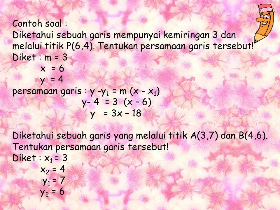 `Pertidaksamaan Kuadrat (Pangkat Dua) Yaitu pertidaksamaan dalam x yang bentuk umumnya : ax² + bx + c > 0 dengan a, b, c konstanta.