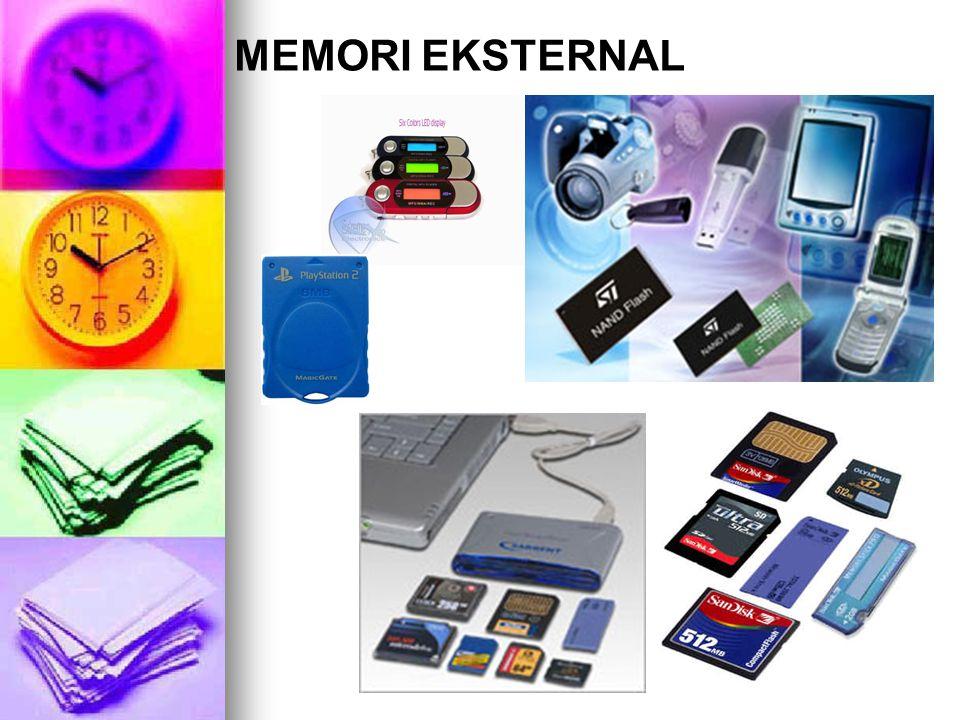MEMORI EKSTERNAL