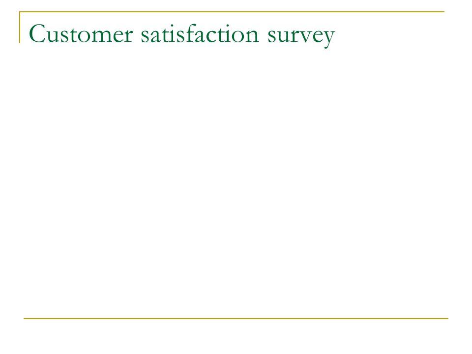 Kepuasan pelanggan adalah hal yang sangat penting dalam setiap perusahaan.