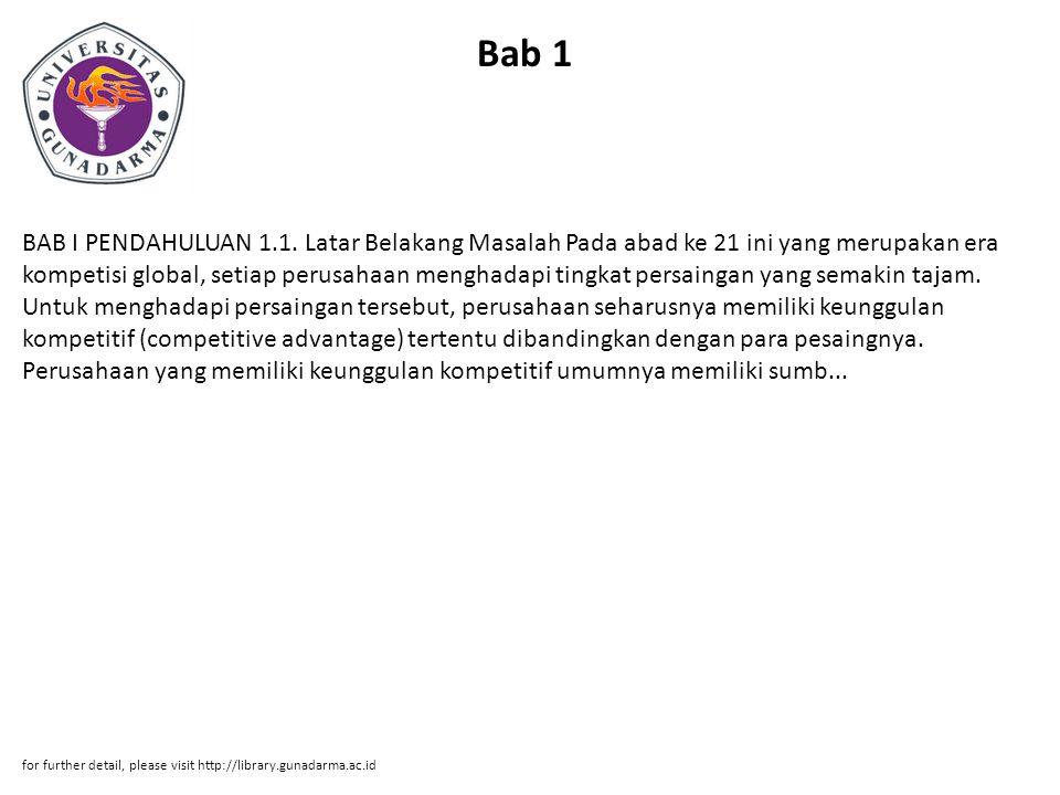 Bab 2 BAB II LANDASAN TEORI 2.1.Deskripsi Teori 2.1.1.