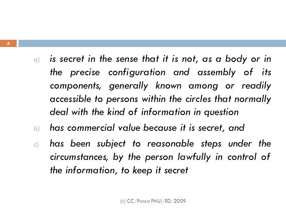  Undang-undang Rahasia Dagang memberikan ancaman pidana kepada siapa saja yang dengan sengaja & tanpa hak menggunakan rahasia dagang pihak lain/melakukan perbuatan melanggar rahasia dagang, yaitu:  mengungkapkan rahasia dagang  mengingkari kesepakatan atau mengingkari kewajiban tertulis untuk menjaga rahasia dagang yang bersangkutan, atau  apabila seseorang memperoleh atau menguasai rahasia dagang dengan cara yang bertentangan dengan peraturan perundang- undangan yang berlaku dipidana dengan pidana penjara paling lama 2 tahun dan/atau denda paling banyak Rp.
