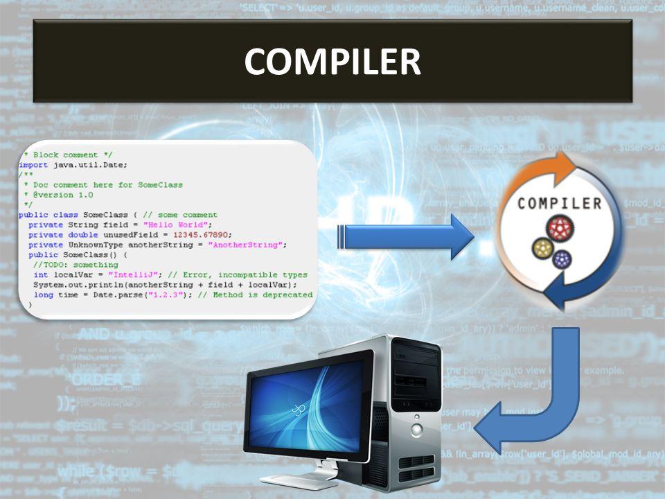 Compiler COMPILER