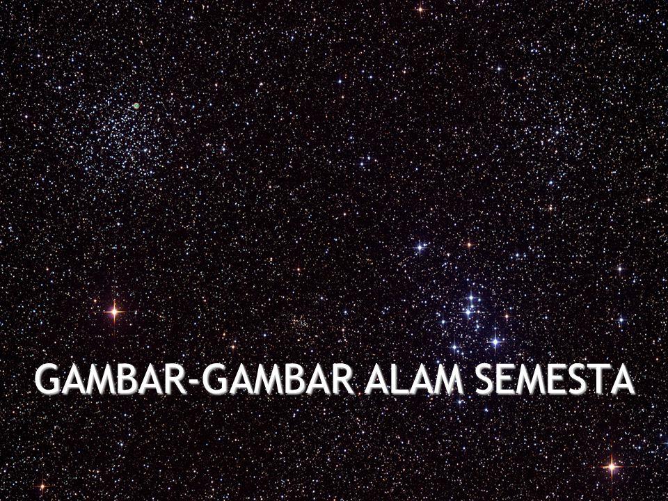 AWAN GAS KOSMIK FOTO NASA