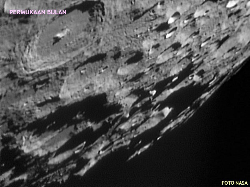MATAHARI-MATAHARI MUDA FOTO NASA