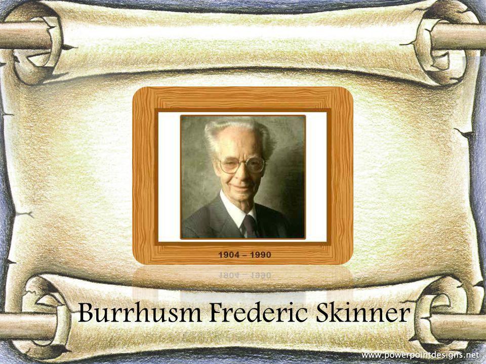 Biografi Skinner lahir pada tanggal 20 Maret 1904 di kota Susquehanna, Pennsylvania, Amerika Serikat.