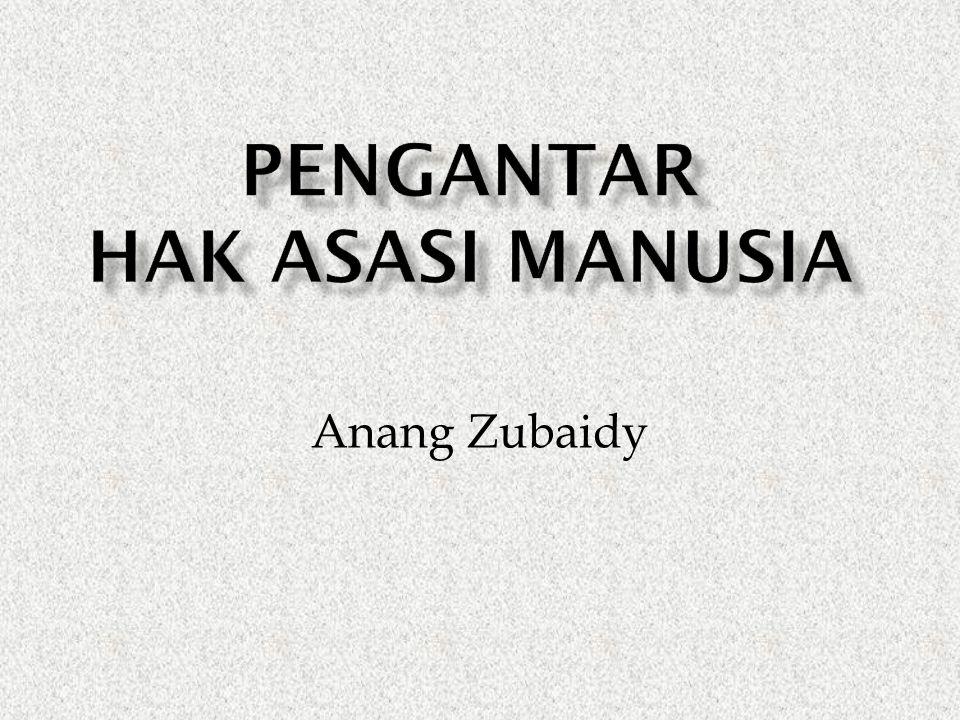Anang Zubaidy