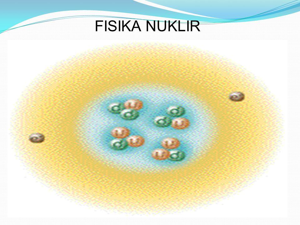 BASIC NUCLEAR PHYSICS FISIKA NUKLIR