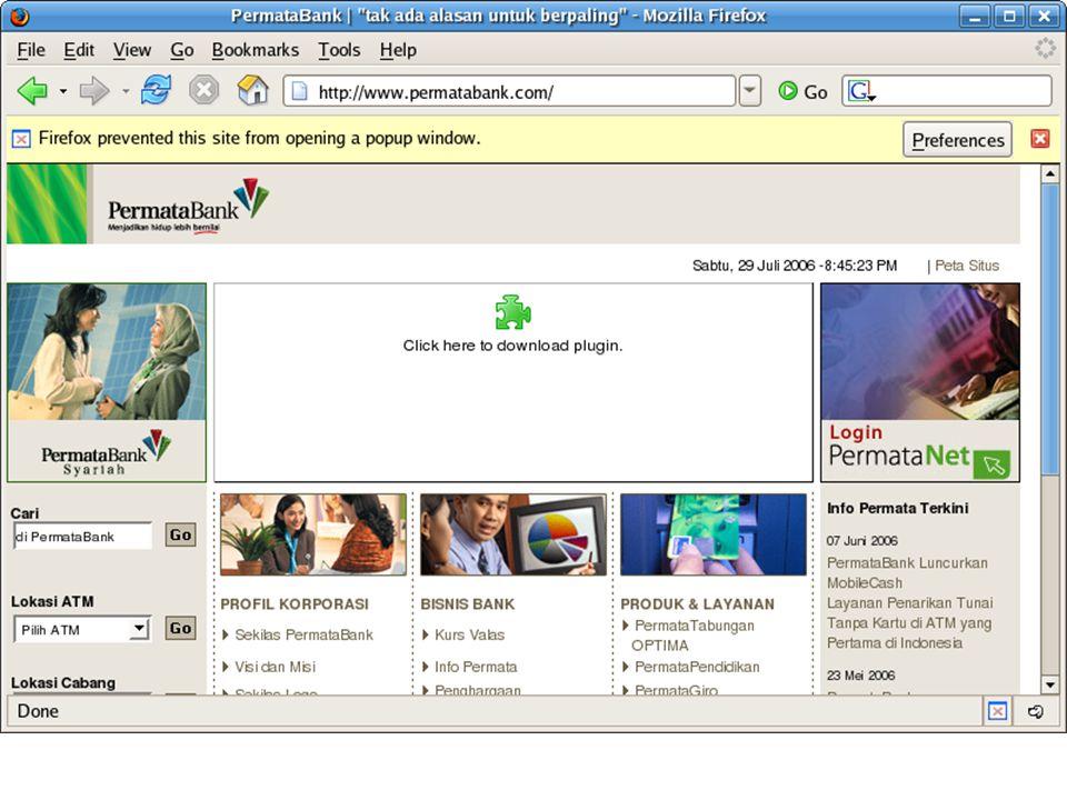 Bagus! Secure HTTP