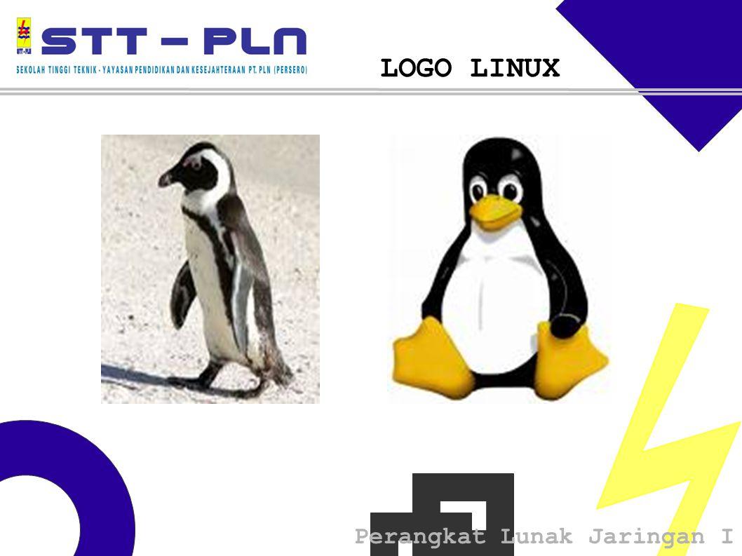 Perangkat Lunak Jaringan I LOGO LINUX