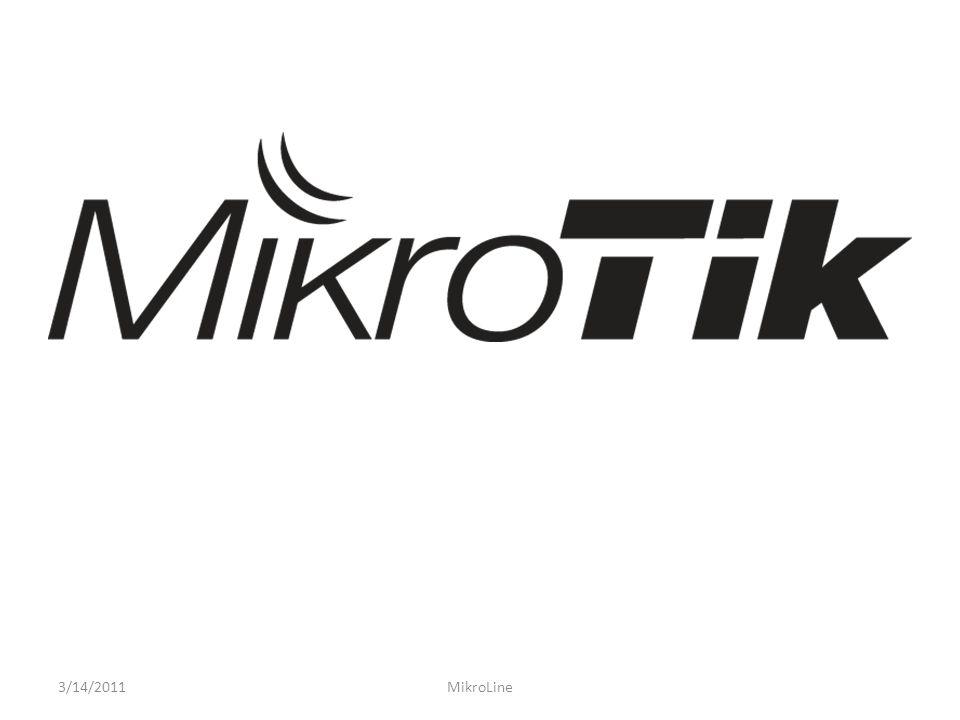 3/14/2011MikroLine