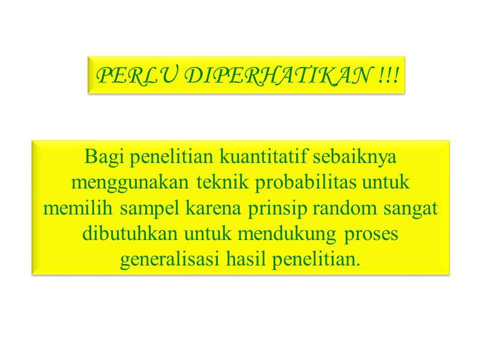 PERLU DIPERHATIKAN !!.