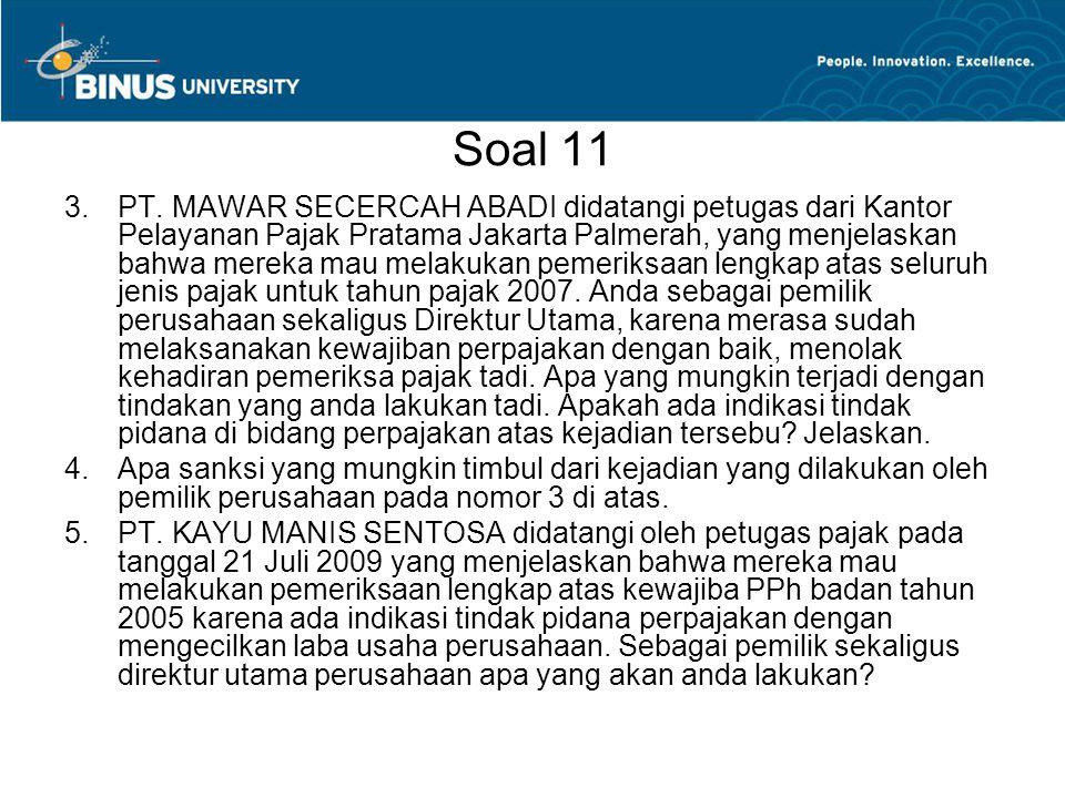 Soal 11 3.PT.