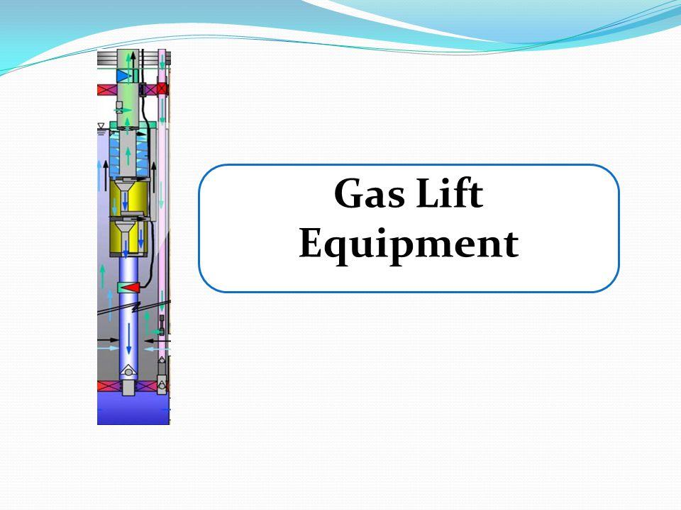 Gas Lift Equipment