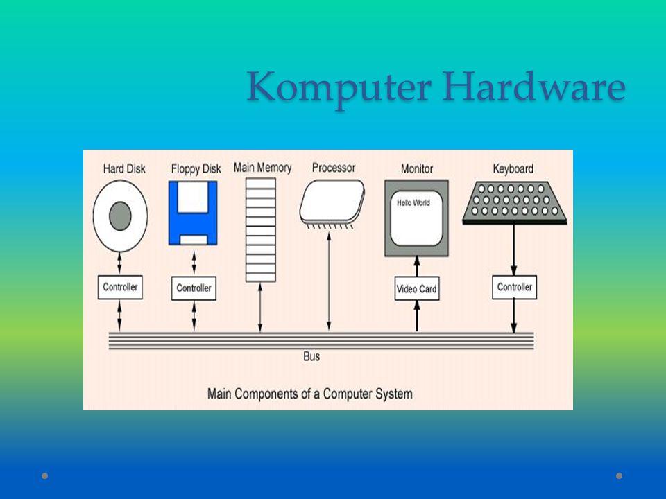 Komputer Hardware