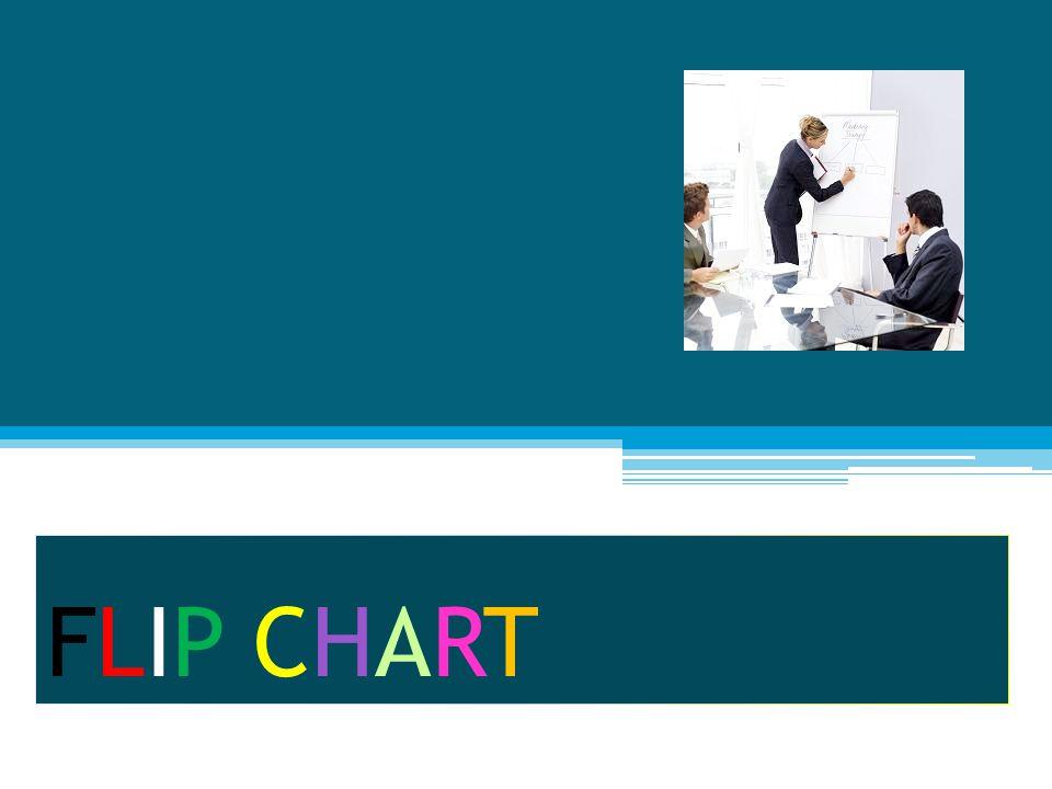 FLIP CHARTFLIP CHART