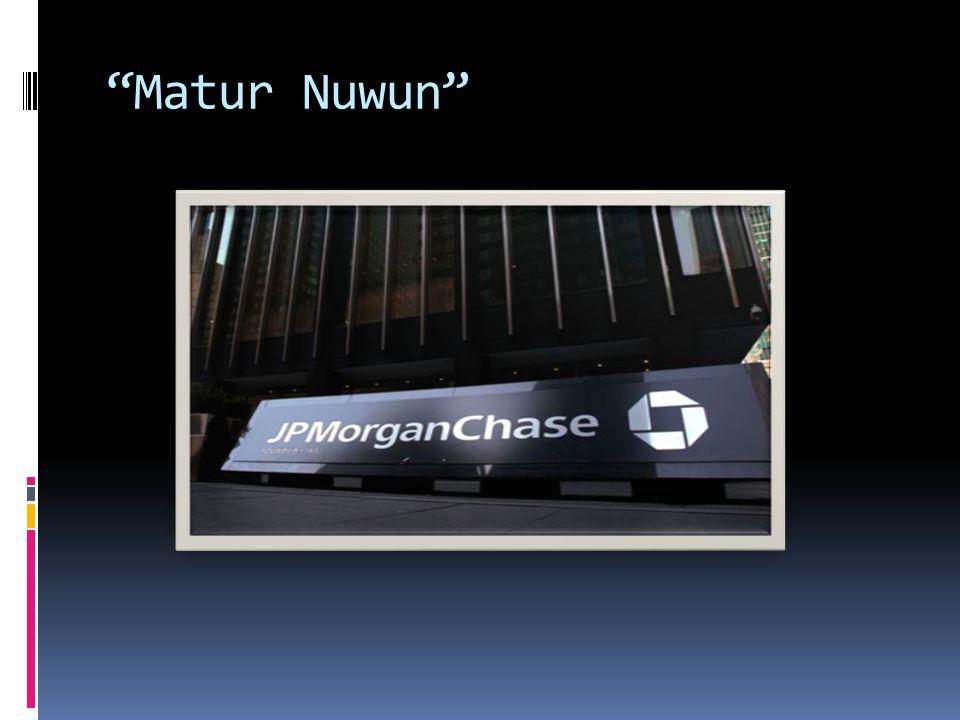 """Matur Nuwun"""