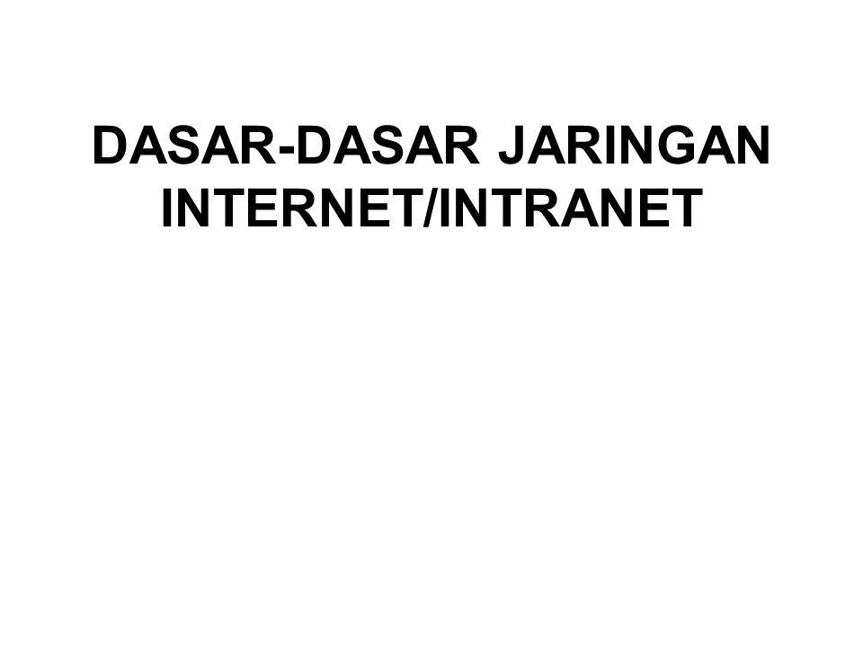 Pengertian Jaringan Internet  Pengertian Jaringan Sekelompok komputer yang saling berhubungan antara yang satu dengan yang lain sehingga dapat saling berbagi dan bertukar informasi
