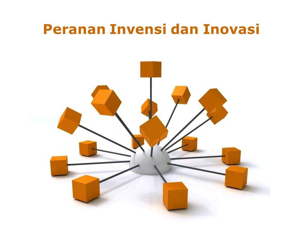 Powerpoint Templates Page 2 Invensi dan inovasi pada dasarnya berkaitan erat dengan strategi perusahaan industri di dalam menguasai keadaan pasar.