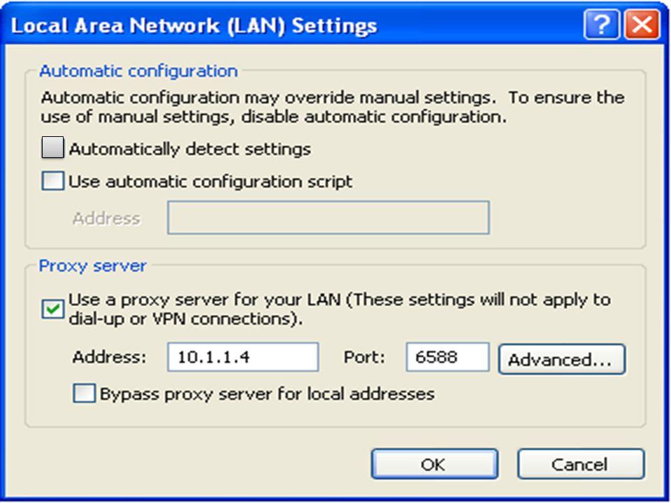 Page 11 LAN Settings