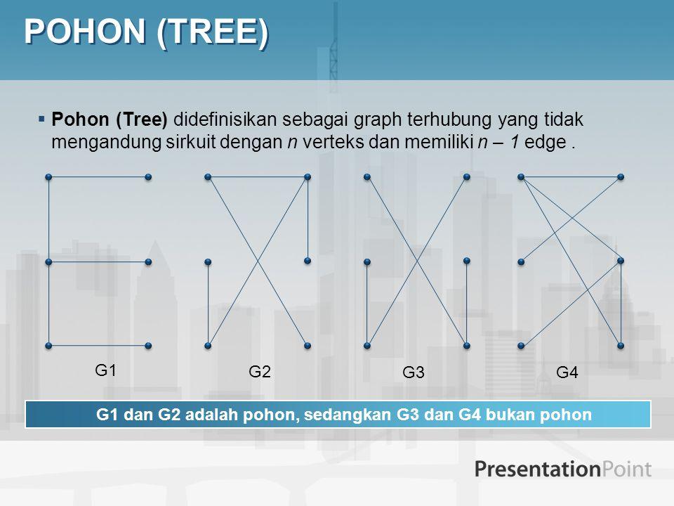 Cayley's Formula Theorem  Spanning Tree diperoleh dengan cara menghilangkan sirkuit di dalam graf tersebut  Spanning tree dari sebuah graf G dapat dihitung menggunakan teorema :  Theorem jumlah spanning trees pada K n adalah s(K n ) = n n-2
