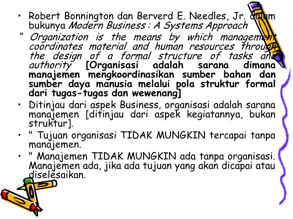 Evert M. Rogers dan Rekha Agarwala Rogers dalam bukunya Communications in Organization