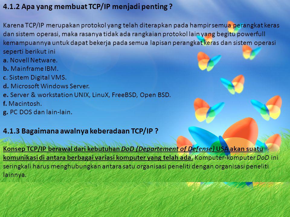 4.2.5 Alokasi Alamat IP APJII mendapatkan pendelegasian wewenang dari APNIC untuk membagikan IP Address di Indonesia.