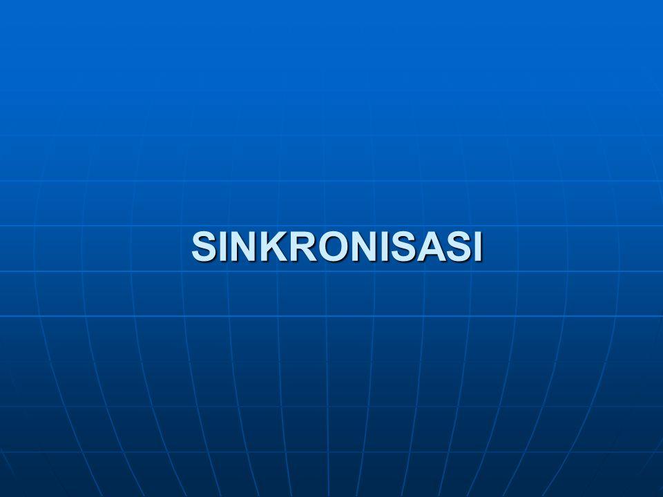 Problem Klasik pada Sinkronisasi 1.