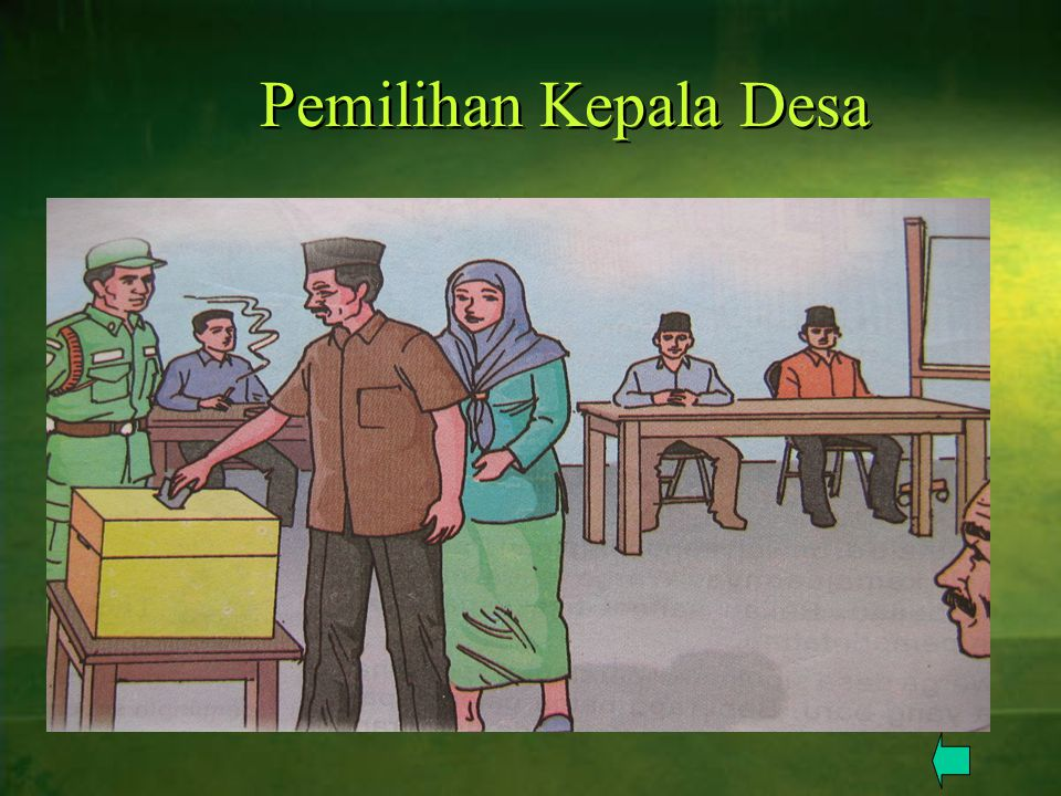 Pemilihan Kepala Desa