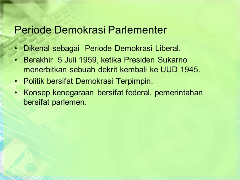 Kabinet Hatta, Desember 1949 – September 1950 Dipimpin oleh M.