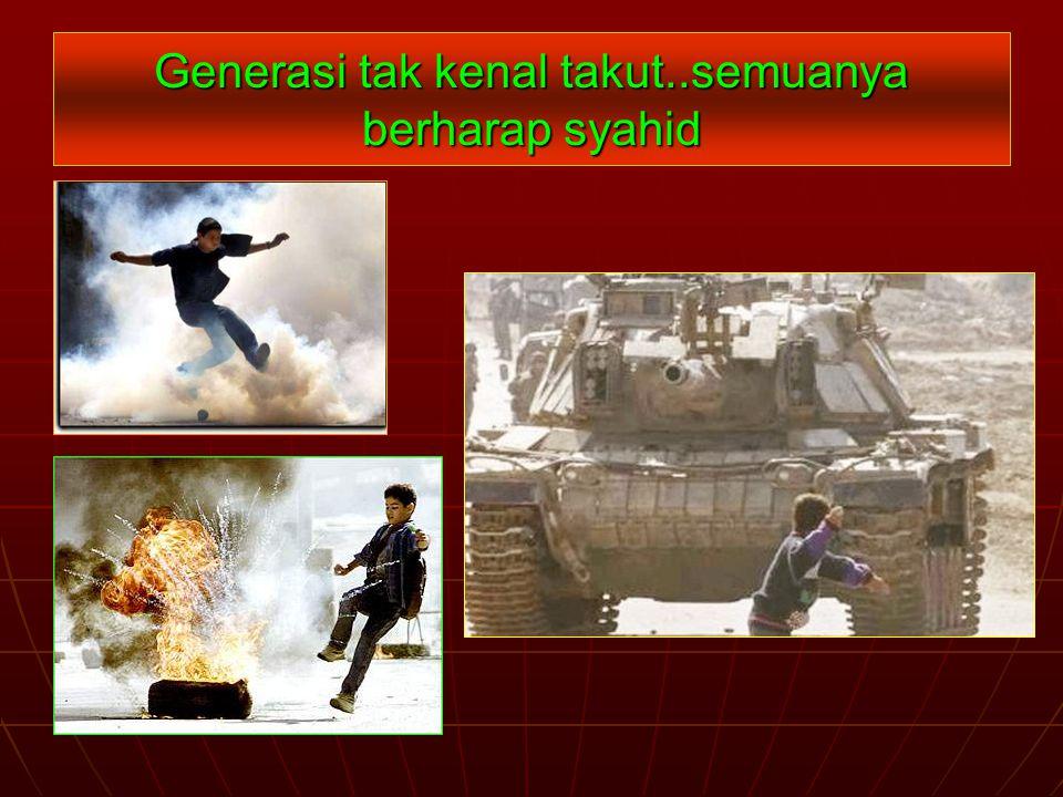 Bangsa Palestina dan Teroris Zionis