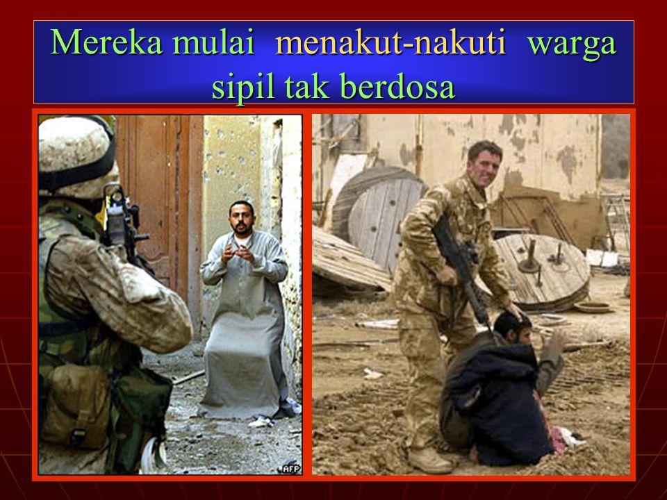 Alat Perang Pasukan Salib Masuk Baghdad