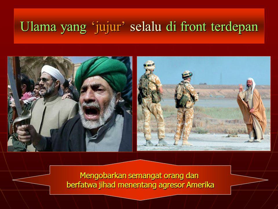 Perlawanan menentang agresi Amerika Fallujah marah atau menggetarkan Atau mahkota kemuliaan yang dinantikan Atau bak singa yang siap mengembalikan kem