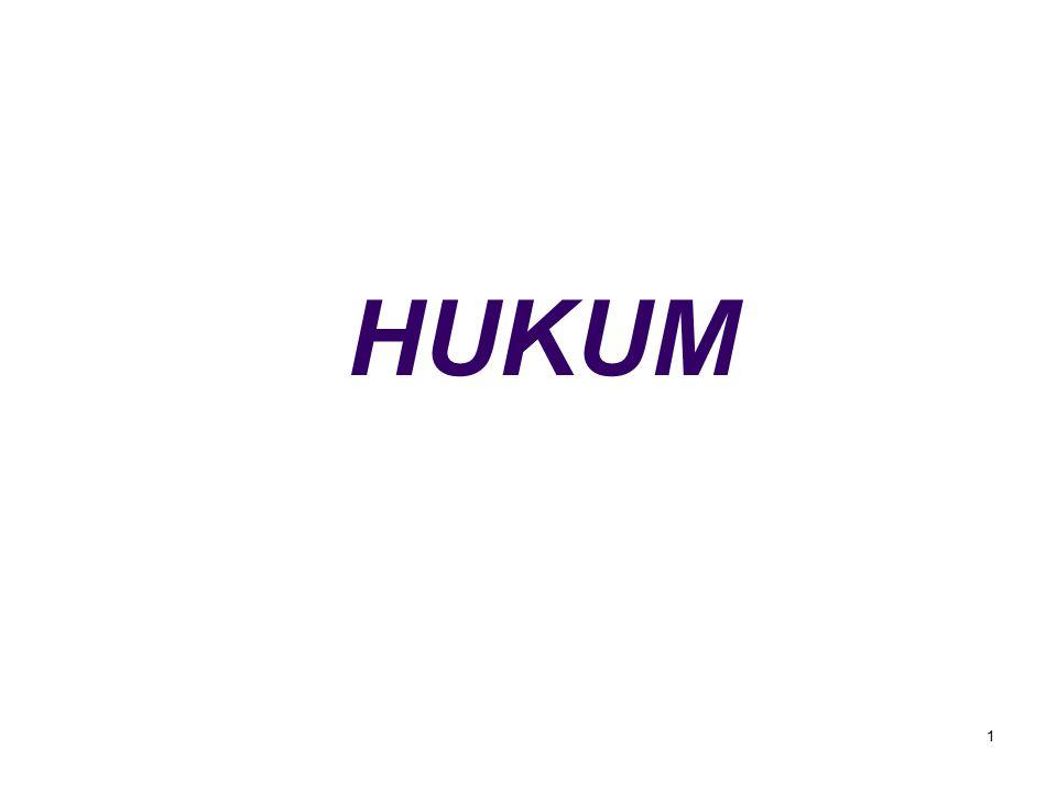 1 HUKUM